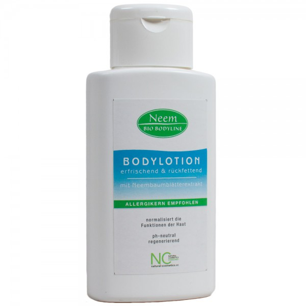 Neem Bio Bodyline Bodylotion, 200 ml