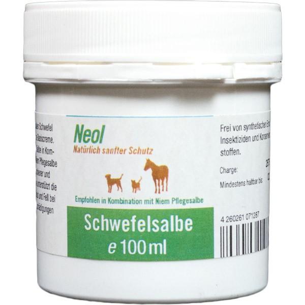 NEOL Schwefelsalbe, 100 ml