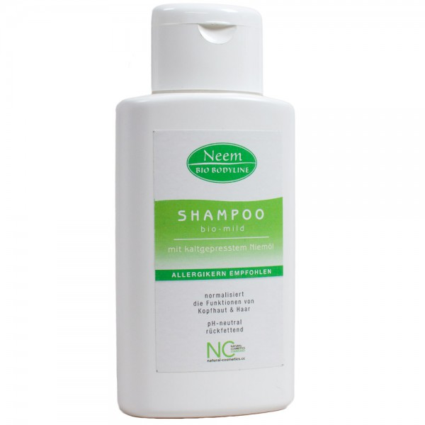 Neem Bio Bodyline Shampoo, 200 ml