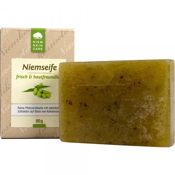 Niemseife (Neemseife), 90 g