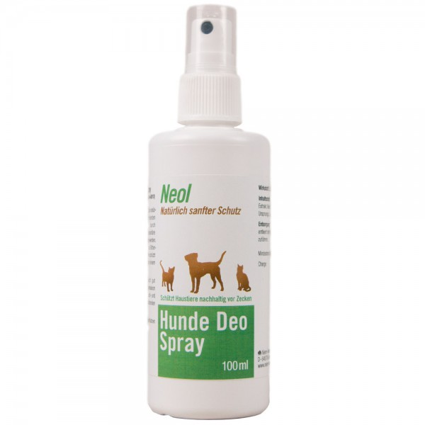 NEOL Hunde Deo Spray, 100 ml Pumpspray