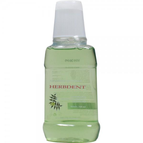 Herbdent Ayurvedisches Mundwasser, 160 ml