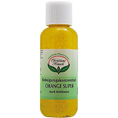 Orange Super Reinigungskonzentrat, 200 ml