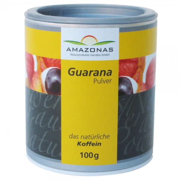Amazonas-Guaraná-Pulver, 100 g