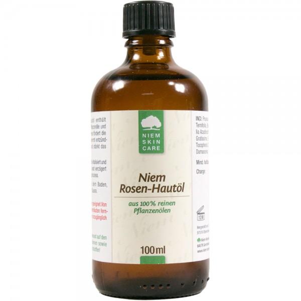 Niem Rosenhautöl (Neem Rosenhautöl), 100 ml